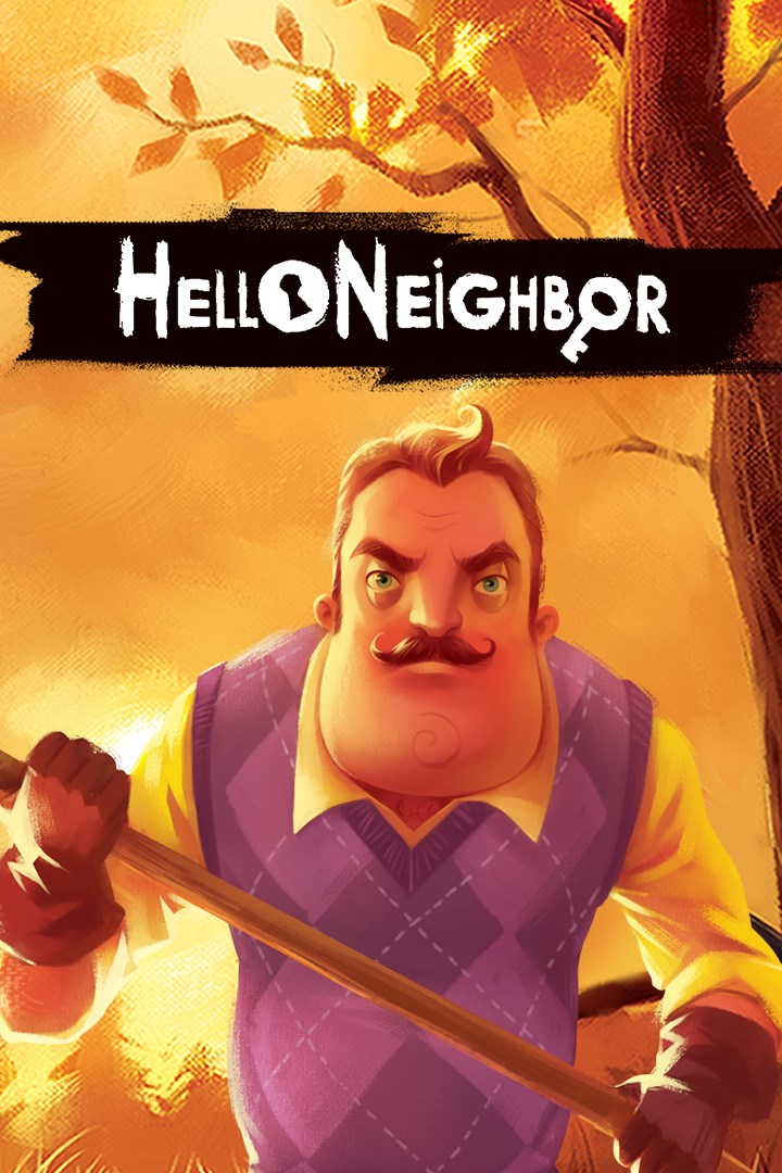 Buy Hello Neighbor - Microsoft Store en-GB