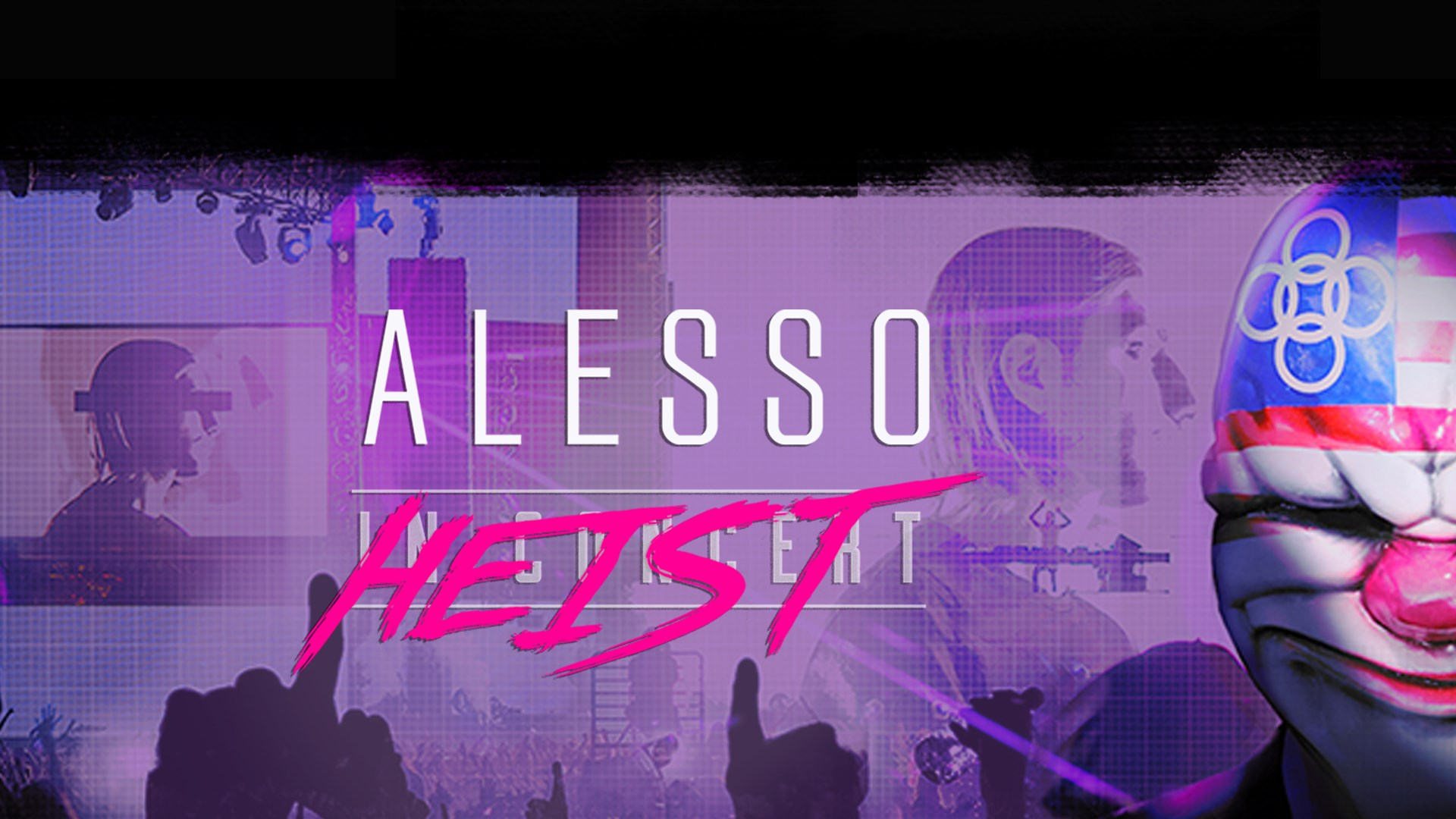 PAYDAY 2: CRIMEWAVE EDITION - The Alesso Heist