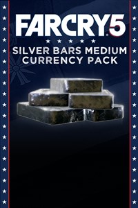 Carátula del juego Far Cry 5 Silver Bars - Medium pack