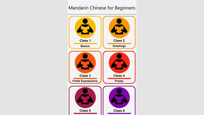 Buy Learn Chinese For Beginners Microsoft Store