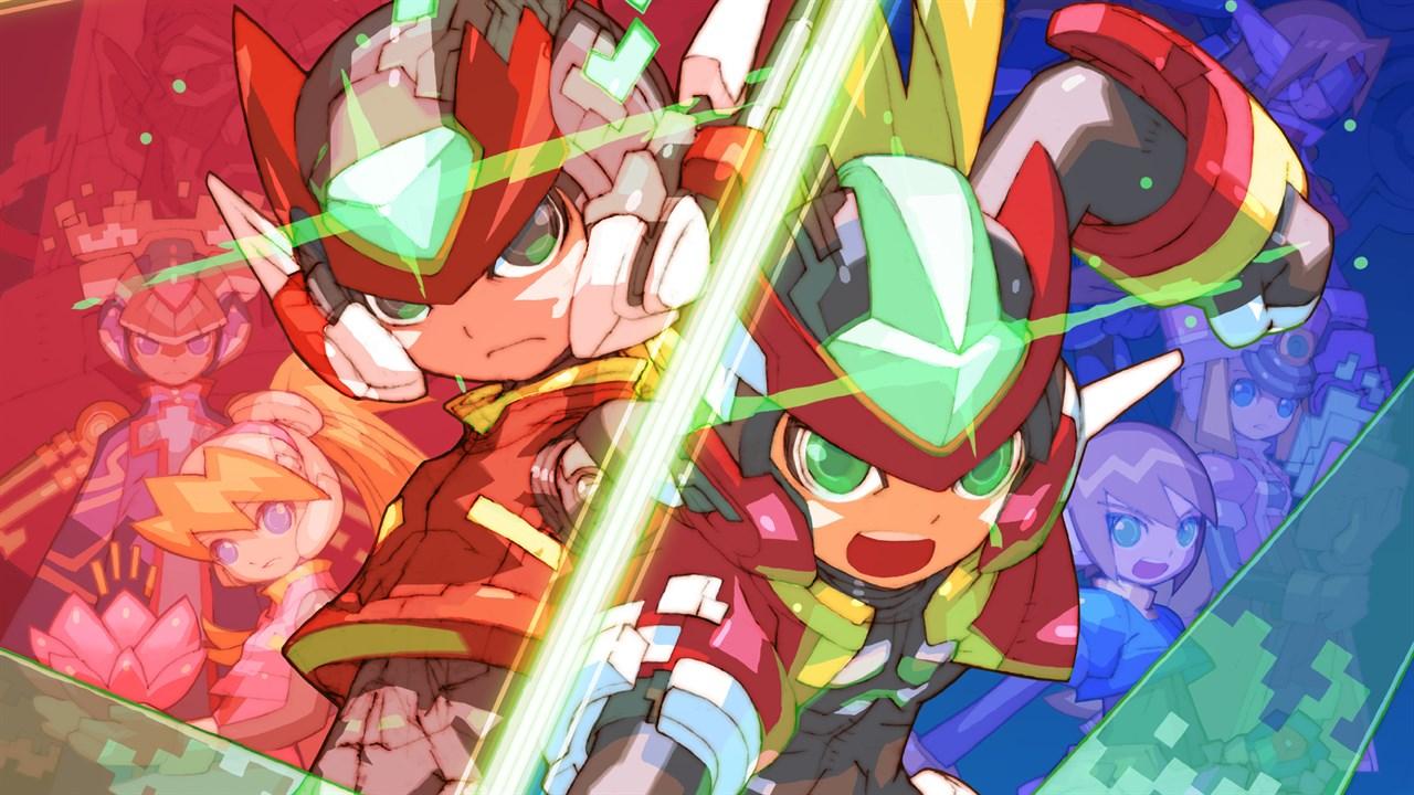 Buy Mega Man Zero/ZX Legacy Collection - Microsoft Store en-CA