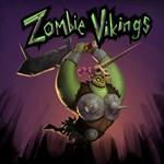Zombie Vikings Logo
