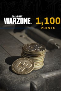 1,100 Call of Duty®: Warzone™ Points