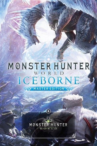 MHW:Iceborne Master Edition (with early purchase bonus)