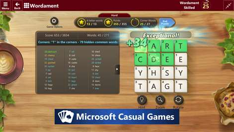Microsoft Ultimate Word Games Screenshots 2