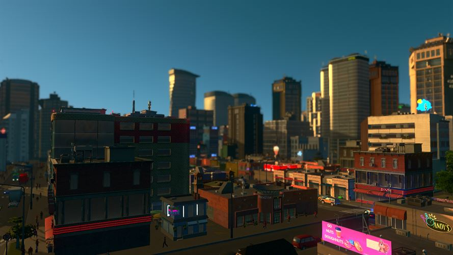 Cities: Skylines - Xbox One Edition Screenshot