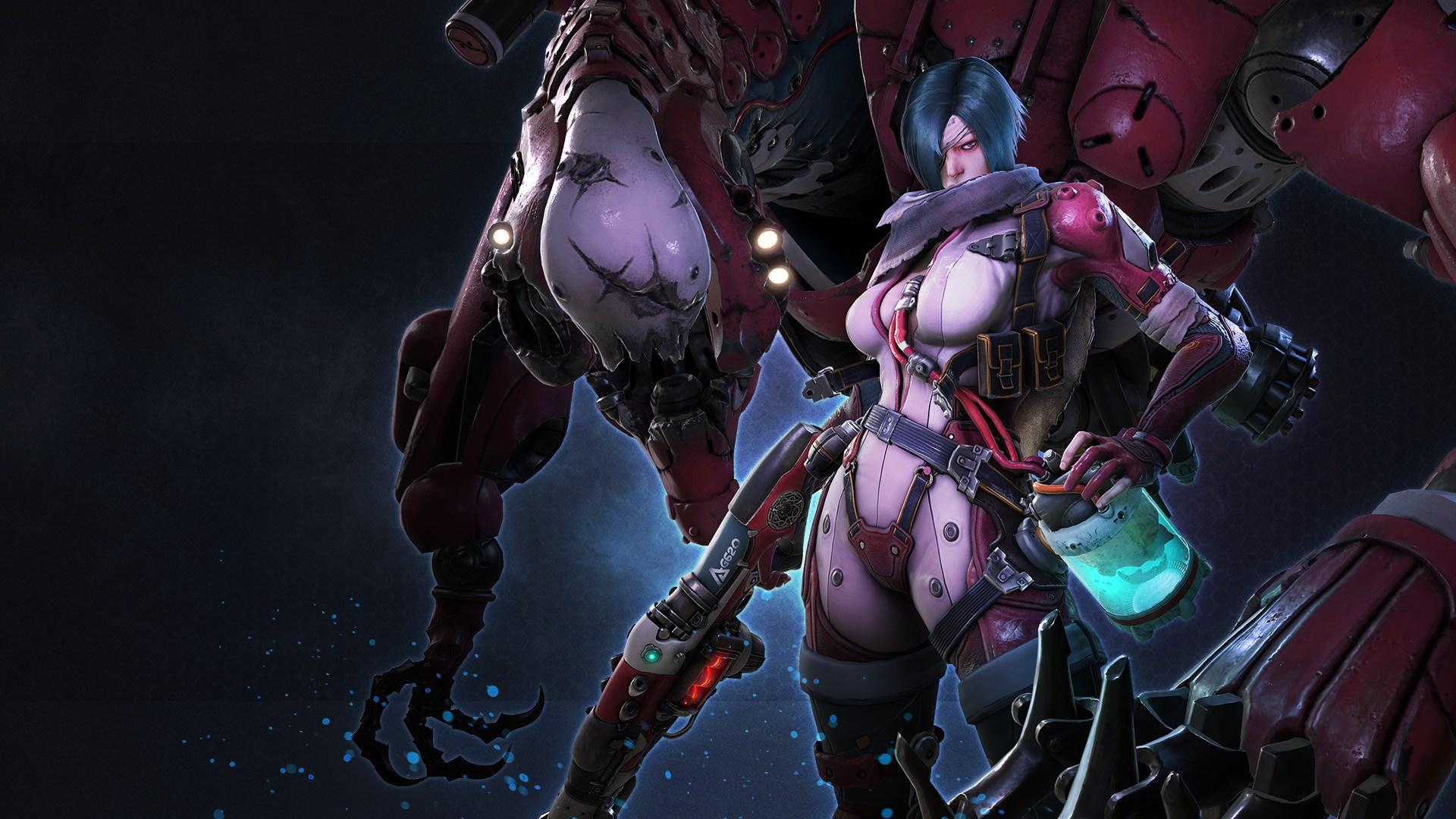 Aneska Deluxe Character Pack