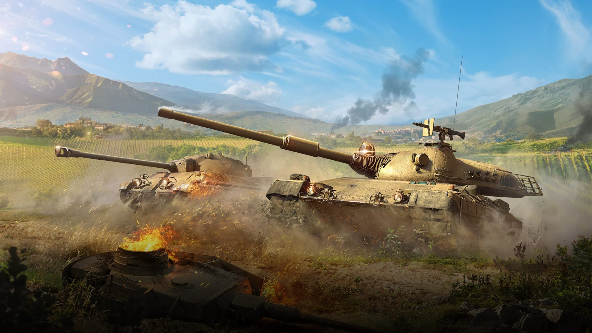 World of Tanks Matchmaking poziom 4