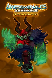 Облик — Demon Skølldir - Awesomenauts Assemble!