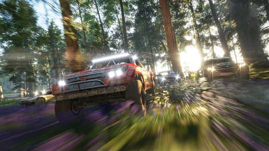 Forza Horizon 4 Demo screenshot 1