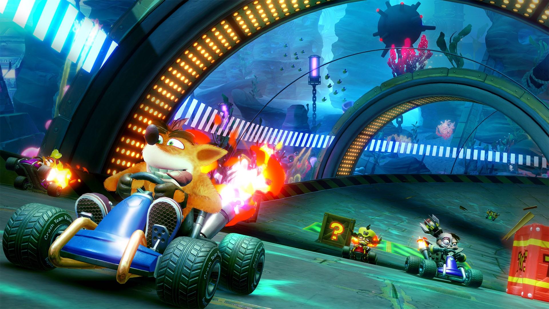 Скриншот №8 к Crash™ Team Racing Nitro-Fueled - издание Nitros Oxide