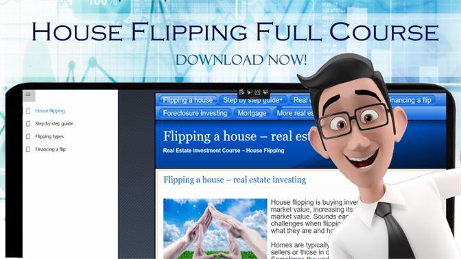 download house flipper em português