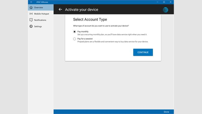 Get AT&T AllAccess - Microsoft Store