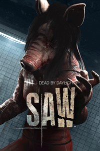 Carátula del juego Dead by Daylight: The SAW Chapter