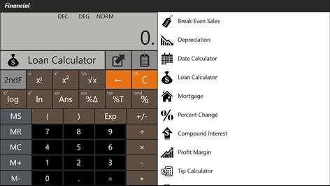 Buy Financial Calculator Pro - Microsoft Store