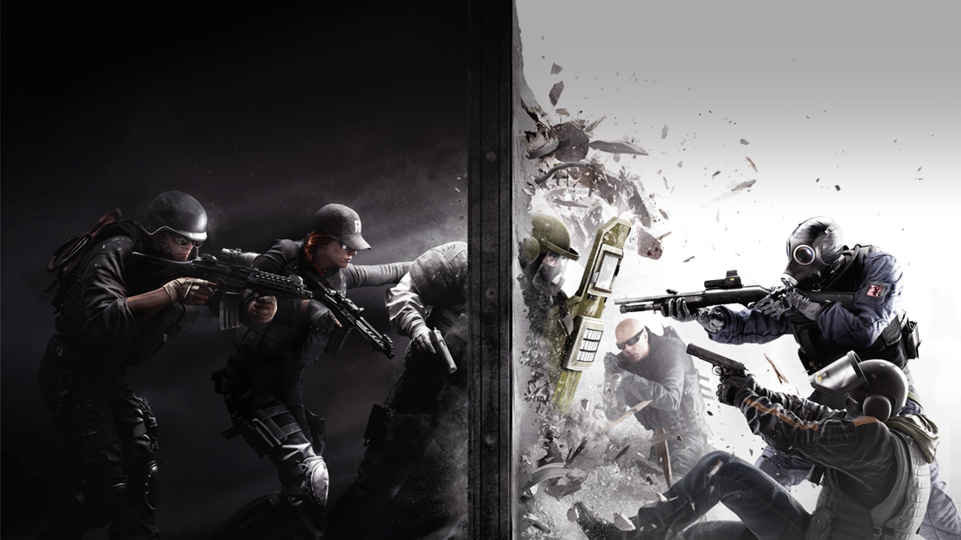 Buy Tom Clancy S Rainbow Six Siege Complete Edition Agentes