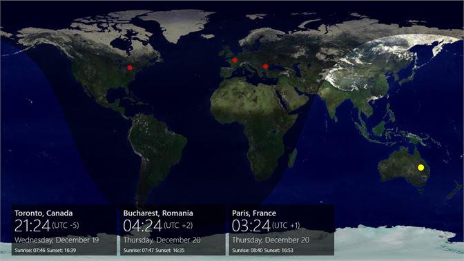 Buy WorldTime 8 - Microsoft Store