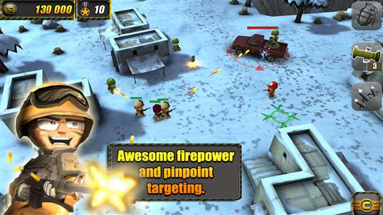 Tiny Troopers screenshot 5