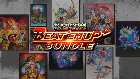 Buy Capcom Beat 'Em Up Bundle - Microsoft Store