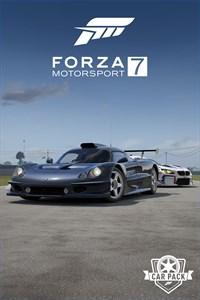 Carátula del juego Totino's Forza Motorsport 7 Car Pack