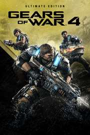 Carátula del juego Gears of War 4: Ultimate Edition - Pre-Order