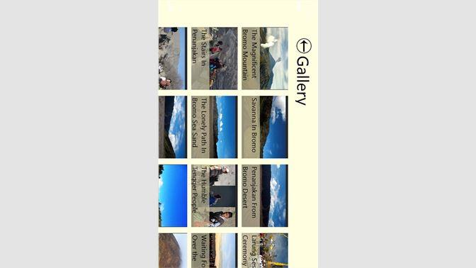 Get Bromo, Tengger, Semeru National Park - Microsoft Store en-EG
