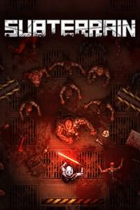 Carátula del juego Subterrain