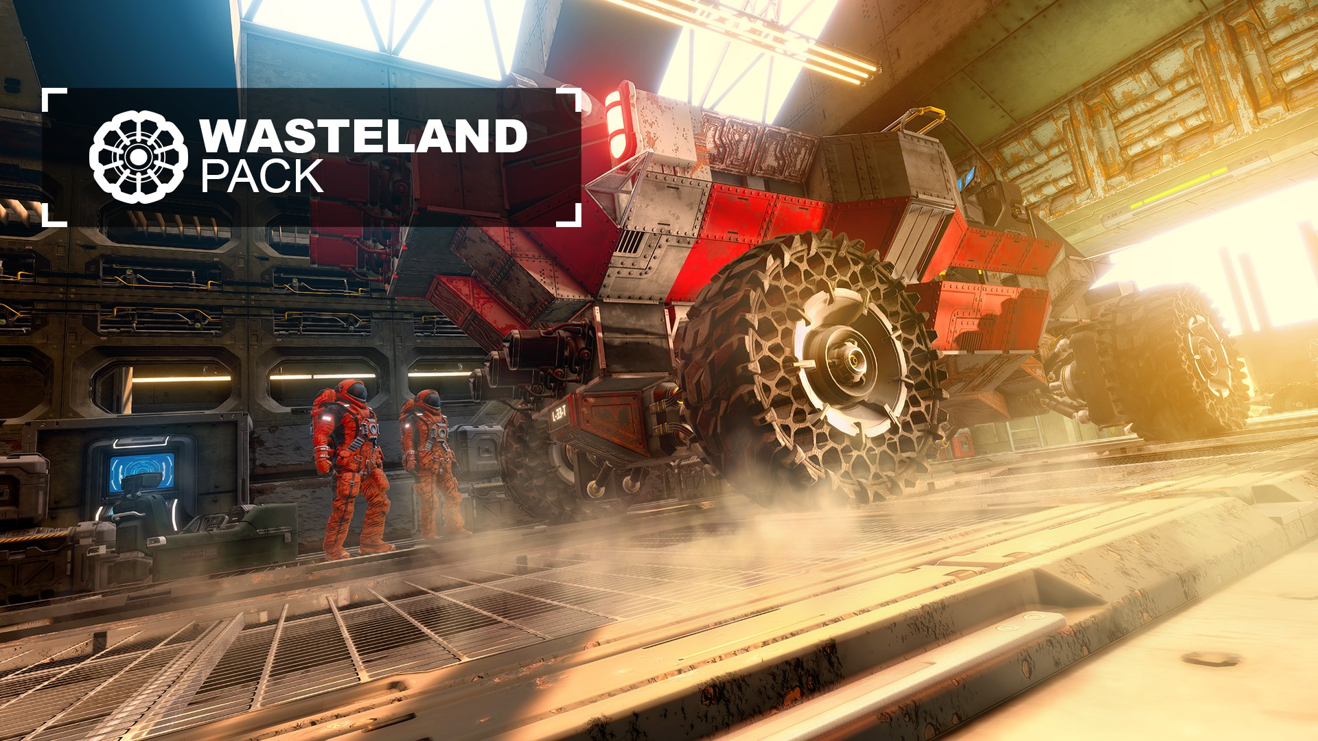 Space Engineers: Wasteland