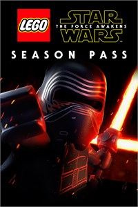Carátula para el juego LEGO Star Wars: The Force Awakens Season Pass de Xbox 360