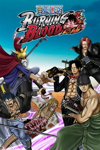 Carátula del juego One Piece: Burning Blood Playable Character Pack