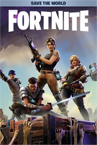 Carátula del juego Fortnite: Save the World - Standard Founders Pack