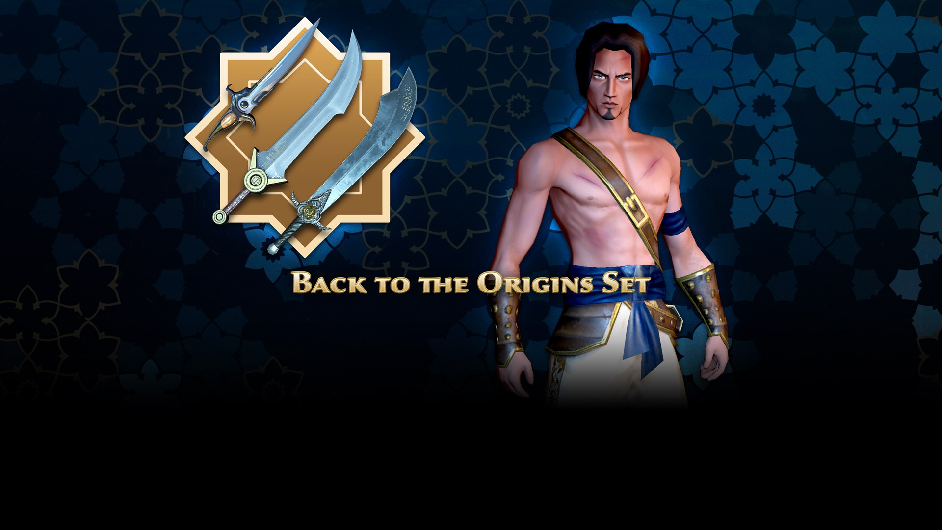 Prince of Persia: The Sands of Time Remake - Back to the Origins Set
