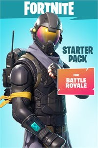 Fortnite Battle Royale - Starter Pack
