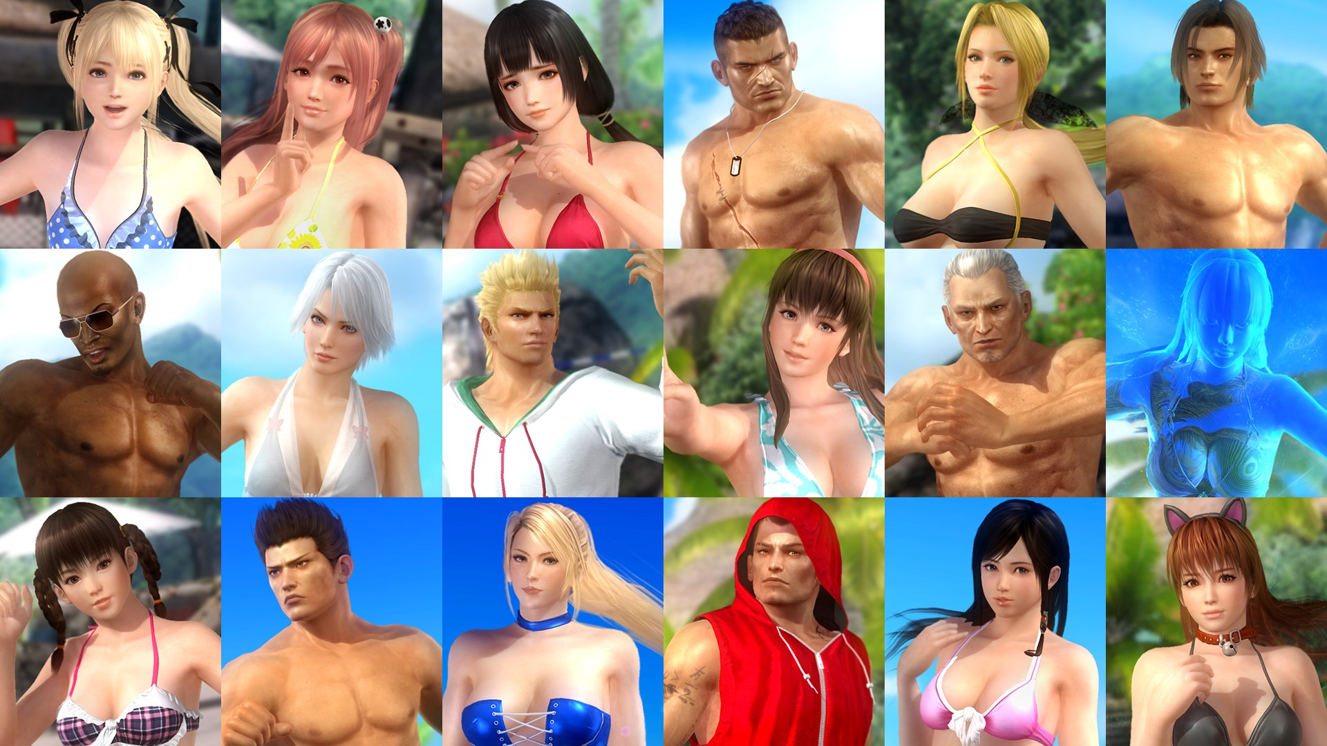 DOA5LR Costume Catalog LR49