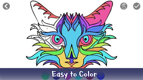 Adult Color By Number Coloring Book Pages For Windows 10