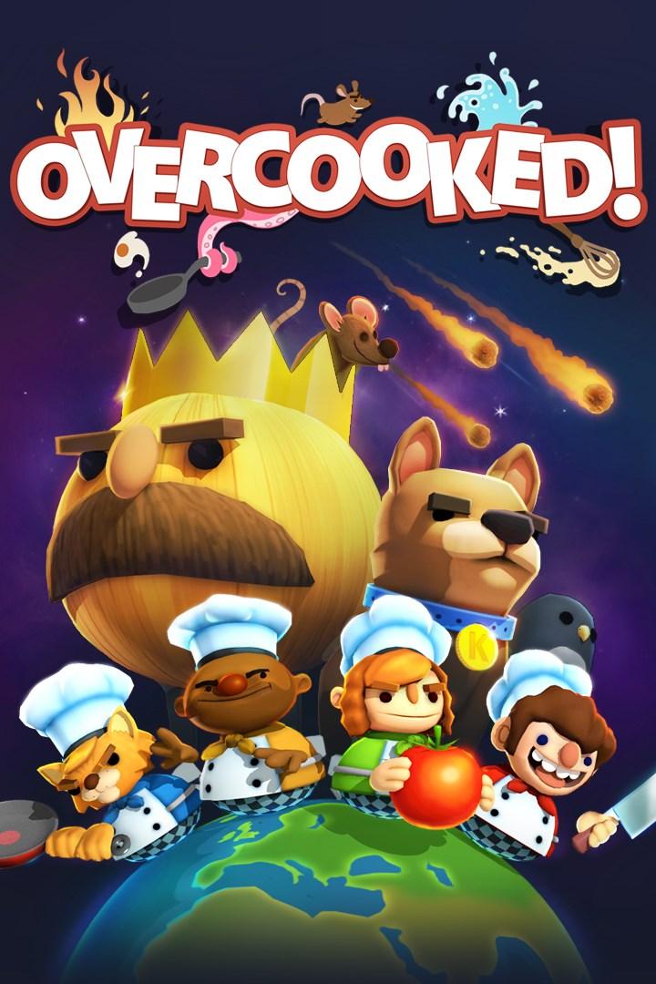 Buy Overcooked - Microsoft Store en-IN