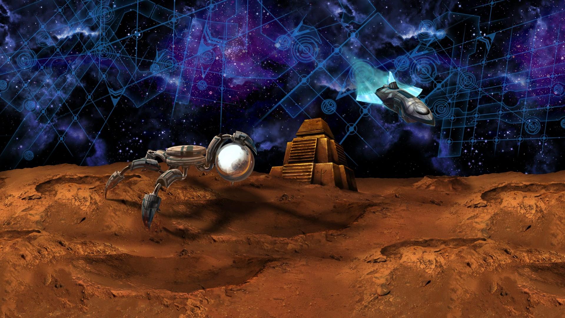 Pinball FX3 - Mars