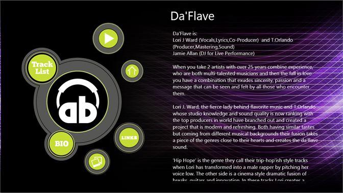 Get Da'Flave - Black and Blue Vol 2 - Flavorite - Microsoft Store