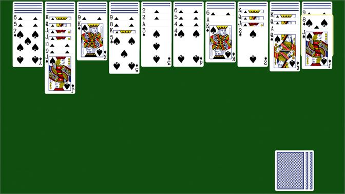 microsoft spider solitaire download windows 10