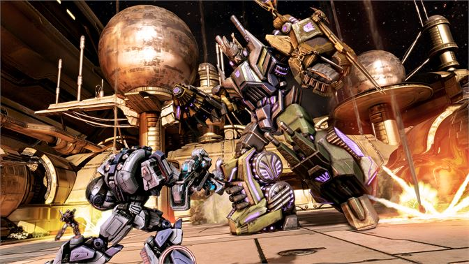 Buy TRANSFORMERS: Fall of Cybertron - Microsoft Store