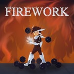 Firework - a modern tale Logo