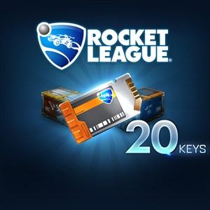 ROCKET LEAGUE® - UNLOCK KEY x20 Xbox One