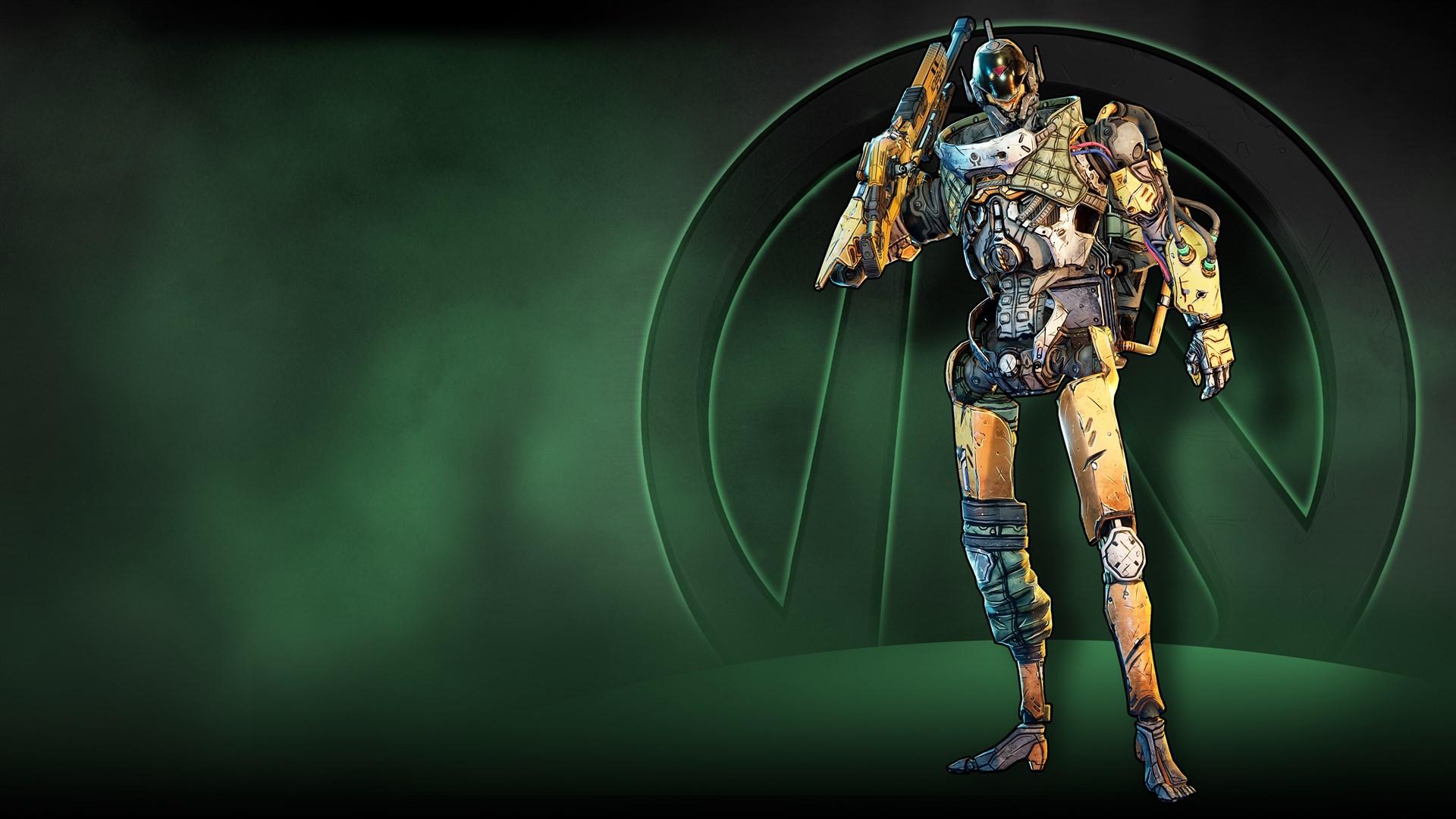 Borderlands 3: Multiversum-Finale-Form-Kosmetik-Pack FL4K