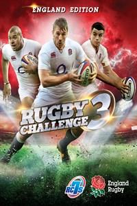 Carátula del juego Rugby Challenge 3
