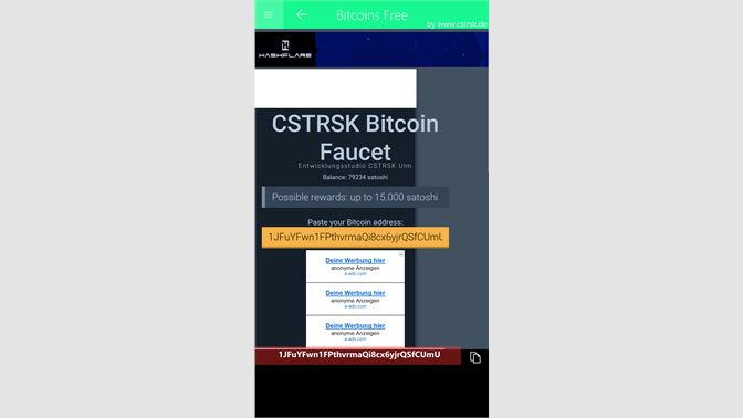 Get Bitcoins Free - Microsoft Store