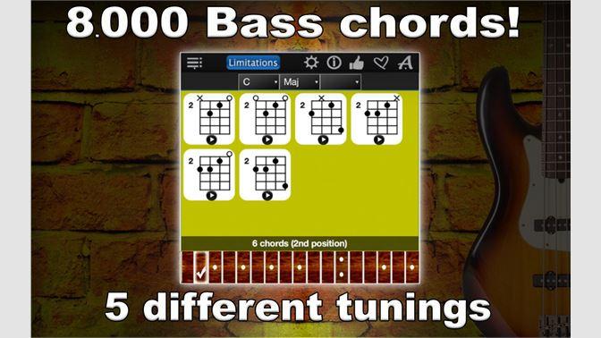 Get Bass Chords Compass Lite - Microsoft Store