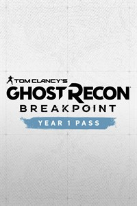 Carátula para el juego Tom Clancy's Ghost Recon Breakpoint Year 1 Pass de Xbox 360