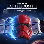 STAR WARS™ Battlefront™ II: Celebration Edition Logo