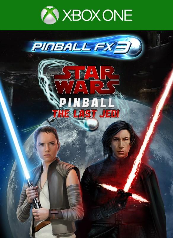 Pinball FX3 - Star Wars Pinball: The Last Jedi