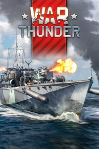 Carátula del juego War Thunder - MTB Fairmile D Pack